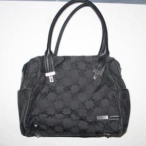 Signature Tumi Satchel bag